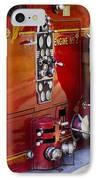 Fireman - Engine No 2  IPhone Case