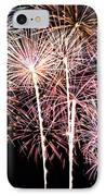Fireworks Spectacular IPhone Case