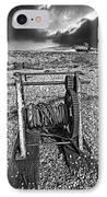 Fishing Boat Graveyard 8 IPhone Case