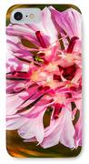 Floating In Time IPhone Case by Omaste Witkowski