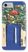 Floral 280 IPhone Case