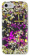 Flower Flood IPhone Case by Eikoni Images