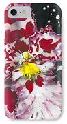 Flower Orchid 11 Elena Yakubovich IPhone Case