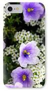 Flowers Etc IPhone Case