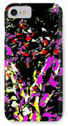 Flutter IPhone Case by Eikoni Images