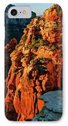 Flying Buttress 06-034 IPhone Case