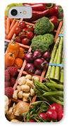 Food Compartments  IPhone Case by Garry Gay