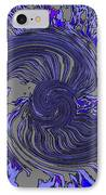 Force Of Nature IPhone Case by Tim Allen
