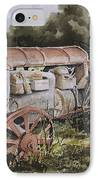 Fordson Model F IPhone Case by Sam Sidders