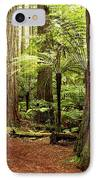 Forest IPhone Case by Les Cunliffe