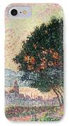 Forest Near St Tropez IPhone Case