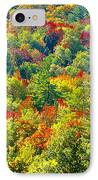 Forest Of Color IPhone Case