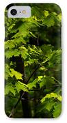 Forest Shades IPhone Case