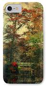 Forest Vintage IPhone Case