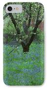 Forget Me Not Flowers IPhone Case