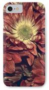 Foulee De Petales - 04b IPhone Case by Variance Collections