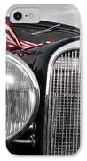 Fourth Of July-chevvy  IPhone Case by Douglas Barnard