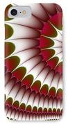 Fractal 634 IPhone Case