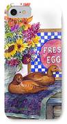 Fresh Eggs IPhone Case
