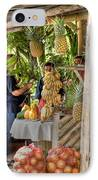 Fresh Fruits For The Day IPhone Case