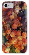Fruit Of The Vine IPhone Case by Barbara Berney
