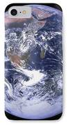 Full Earth IPhone Case by Stocktrek Images