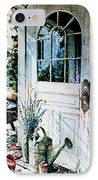 Garden Chores IPhone Case