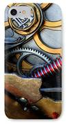 Geared For Art IPhone Case by Bob Christopher