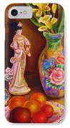 Geisha Dolls IPhone Case