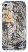 Gethsemane To Golgotha IIi IPhone Case