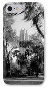 Ghostly Bok Tower IPhone Case