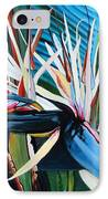 Giant Bird Of Paradise IPhone Case