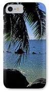 Glistening Anini Beach IPhone Case by Kathy Yates