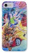 Goddess Of 21st C IPhone Case
