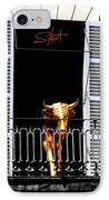 Golden Bull IPhone Case