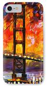 Golden Gate Bridge  IPhone Case