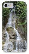 Gorge Creek Falls - North Cascades National Park Wa IPhone Case by Christine Till