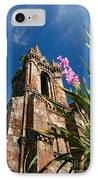 Gothic Chapel IPhone Case