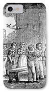 Grammar School, 1790s IPhone Case