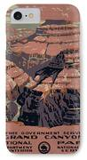 Grand Canyon IPhone Case by Unknown