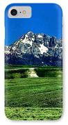 Grand Tetons IPhone Case
