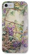 Grapevine Laurel Lakevineyard IPhone Case