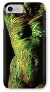 Grasses IPhone Case by Arla Patch