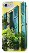Green Shutters IPhone Case by Debbi Granruth