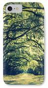 Green World IPhone Case
