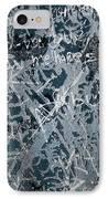 Grunge Background I IPhone Case by Carlos Caetano
