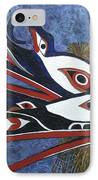 Hamatsa Masks IPhone Case