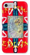 Happy Christmas 21 IPhone Case by Patrick J Murphy
