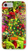 Happy Christmas 25 IPhone Case