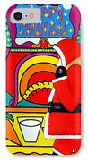 Happy Christmas 30 IPhone Case by Patrick J Murphy